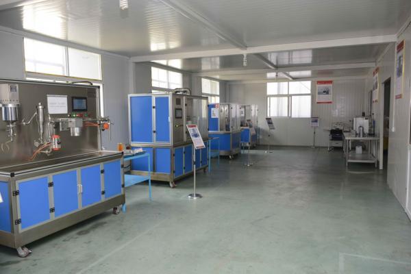 Контроль качества топливных фильтров на производстве