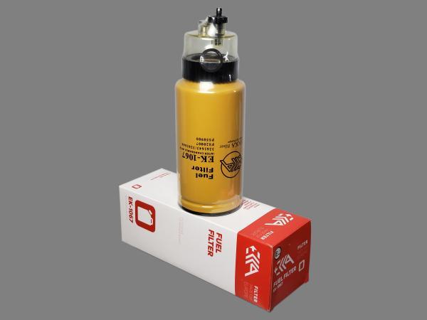 Фильтр топливный 326-1641 CATERPILLAR аналог для фильтра EK-1067 EKKA
