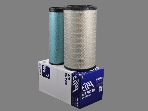 Фильтр воздушный 142-1339 CATERPILLAR аналог для фильтра EK-3019AB EKKA