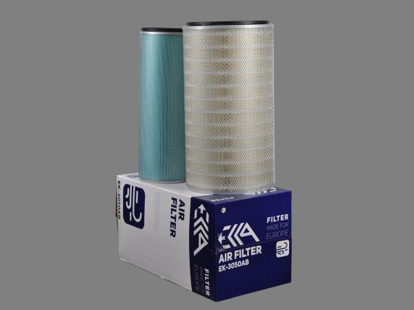 Фильтр воздушный 14679 HIFI/JURA аналог для фильтра EK-3050AB EKKA