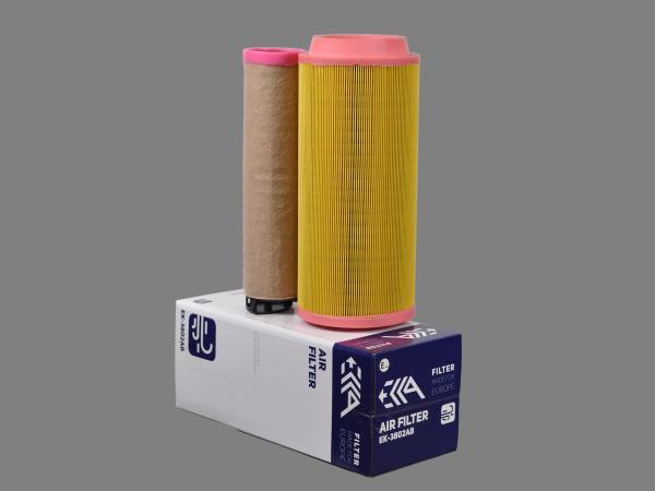 Фильтр воздушный 332095407 BOMAG аналог для фильтра EK-3802AB EKKA