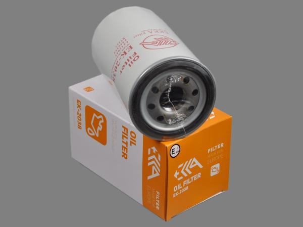 Фильтр маслянный 1132402322 HITACHI аналог для фильтра EK-2038 EKKA