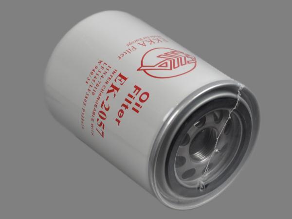 Фильтр маслянный 3933145 CUMMINS аналог для фильтра EK-2057 EKKA