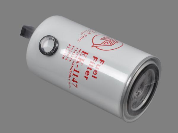 Фильтр топливный ND116137 CASE аналог для фильтра EK-1147 EKKA