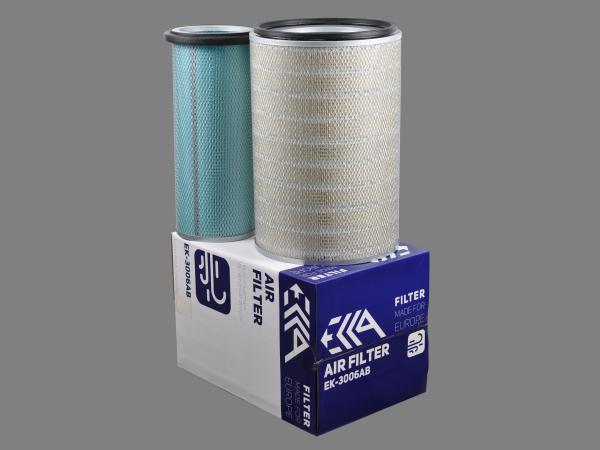 LX29 KNECHT-MAHLE аналог для фильтра EK-3006AB
